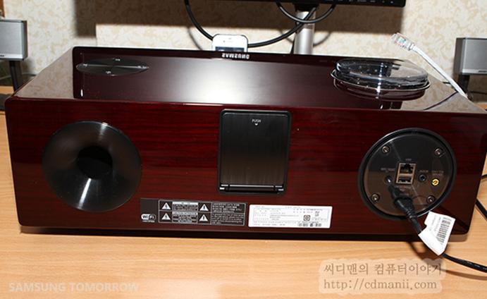 Обзор беспроводной аудиосистемы Samsung DA E750