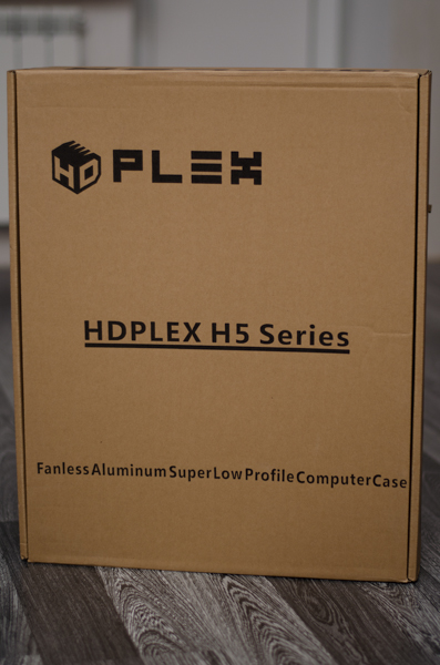 Обзор безвентиляторного HTPC на базе корпуса HD Plex