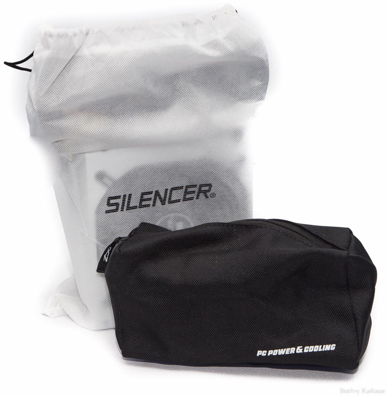 Обзор блока питания OCZ Silencer Mk III