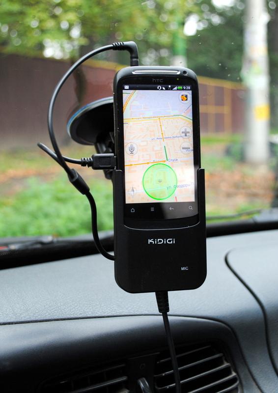 Обзор двух крэдлов для HTC Desire S производства Mugen Power