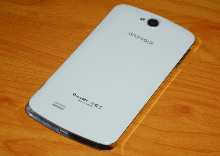 Обзор iconBIT NetTAB Mercury Q7: единственный 6,5 дюймовый смартфон в России