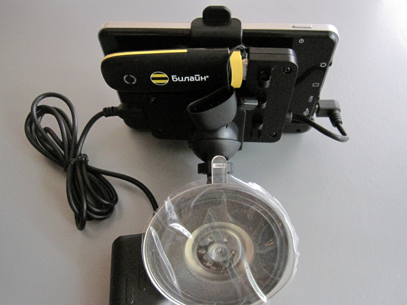 Обзор навигатора Oysters Chrom 5500