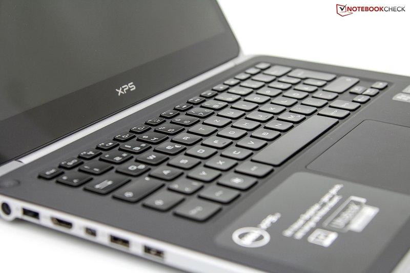 Обзор ноута Dell XPS 14