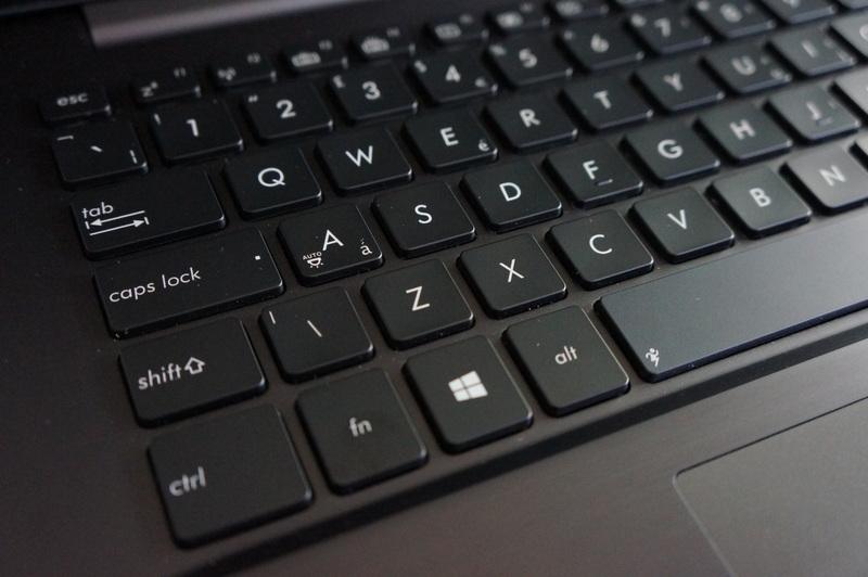 Обзор ноутбука ASUS Pro BU401L