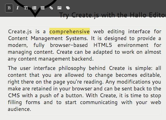 Обзор: Особенности встроенного редактирования контента