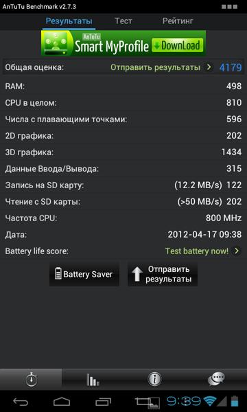Обзор планшета Zenithink C71 upgrade