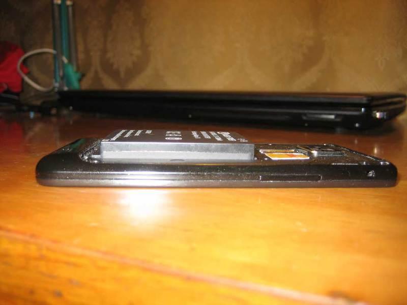 Обзор расширенной батареи для Samsung Galaxy SII