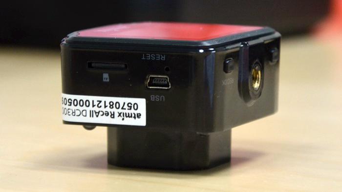 Обзор регистратора Atmix Recall DCR 300: есть ли счастье за 1 500 рублей?