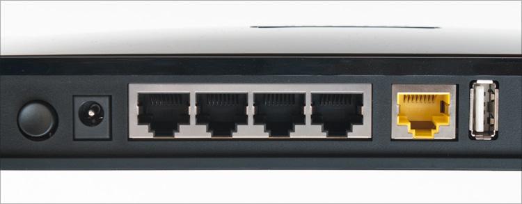 Обзор роутера NETGEAR WNDR3800