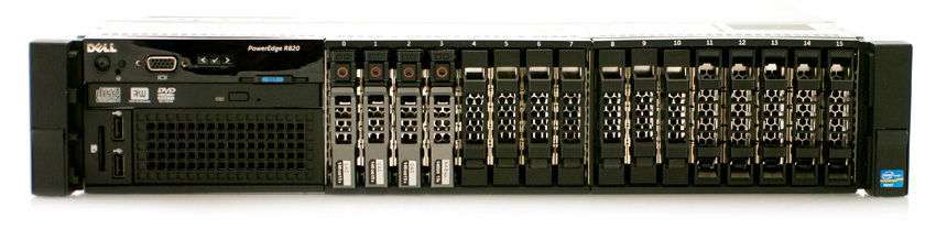Dell PowerEdge R820 12G
