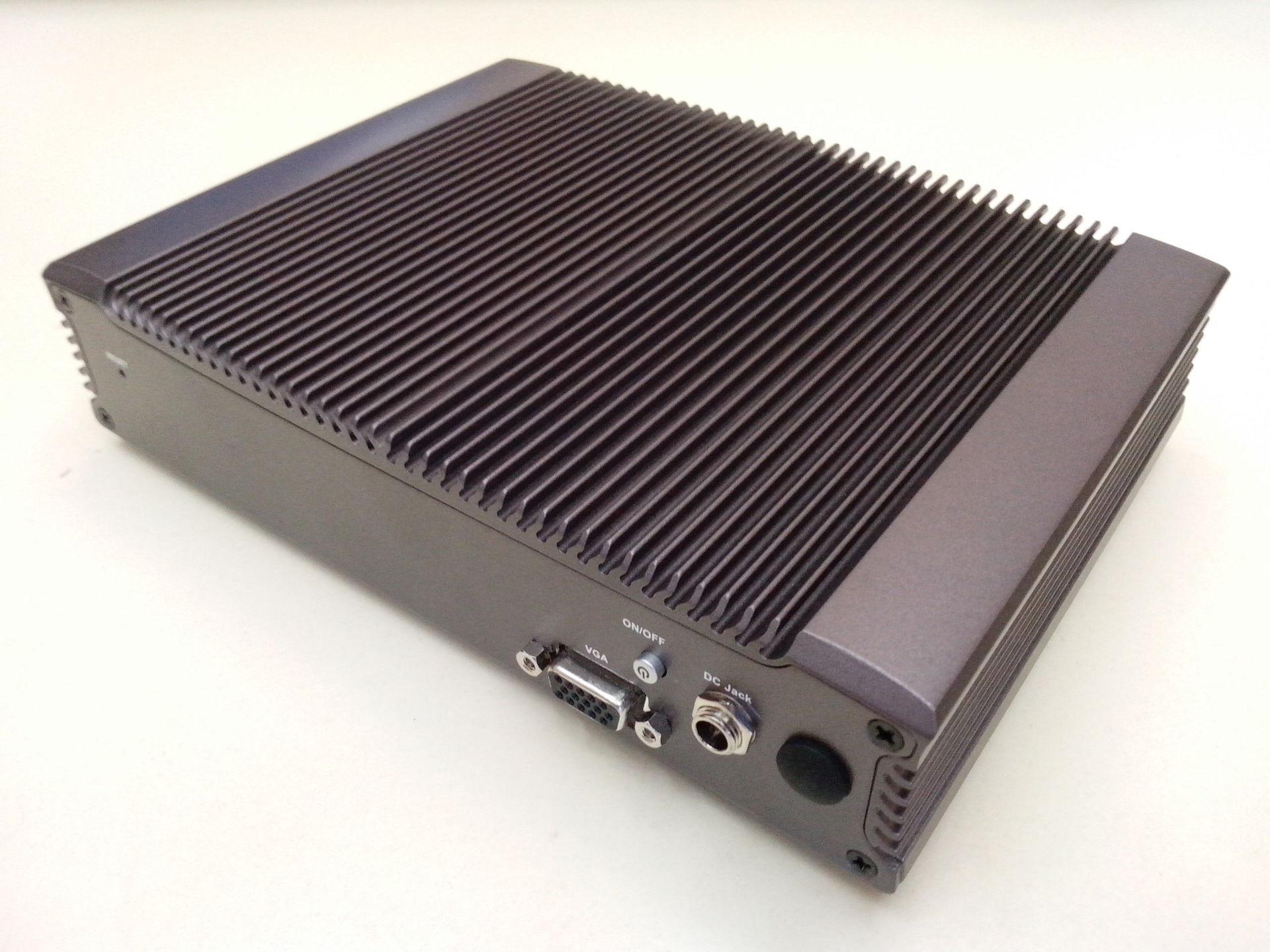 Обзор сетевой платформы Lanner FW 7582