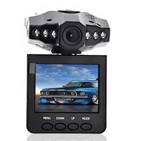 Обзор широкоугольного Full HD видеорегистратора 1080P SC189 с ночным режимом съемки и LCD дисплеем
