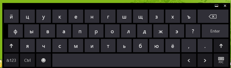 Обзор ультра ноутбука Acer Aspire V5 Touch