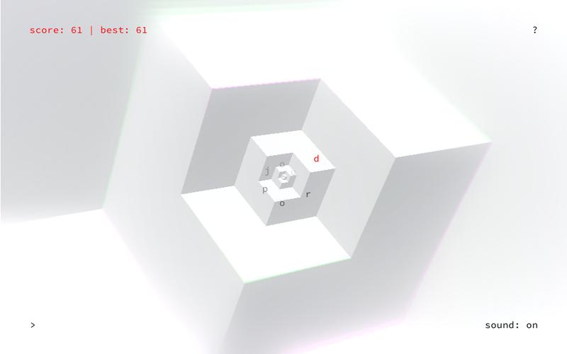 Очередная игровая абстракция от Нотча — Drop