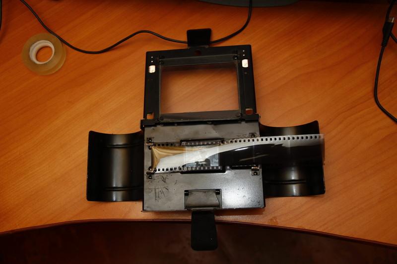 Сканер плёнок своими руками 49