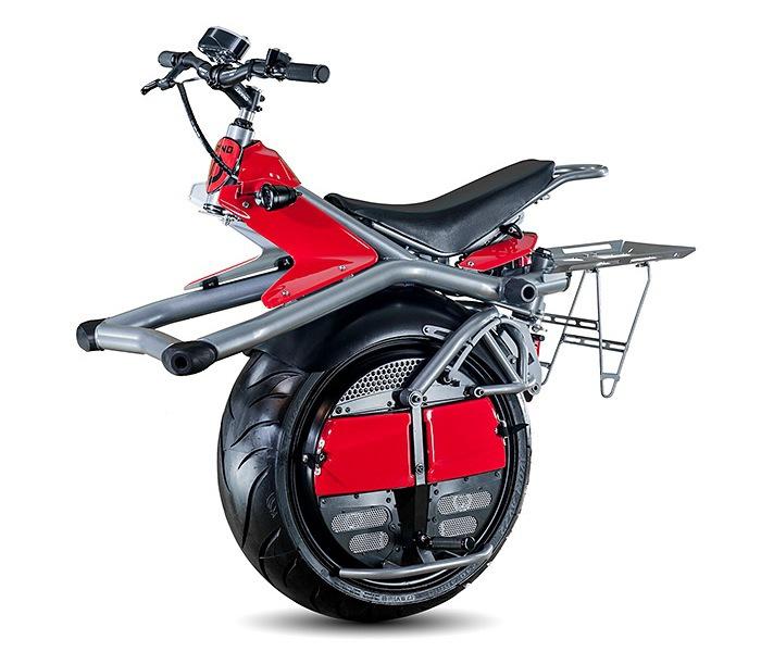 Одноколёсный электроцикл поступает в продажу