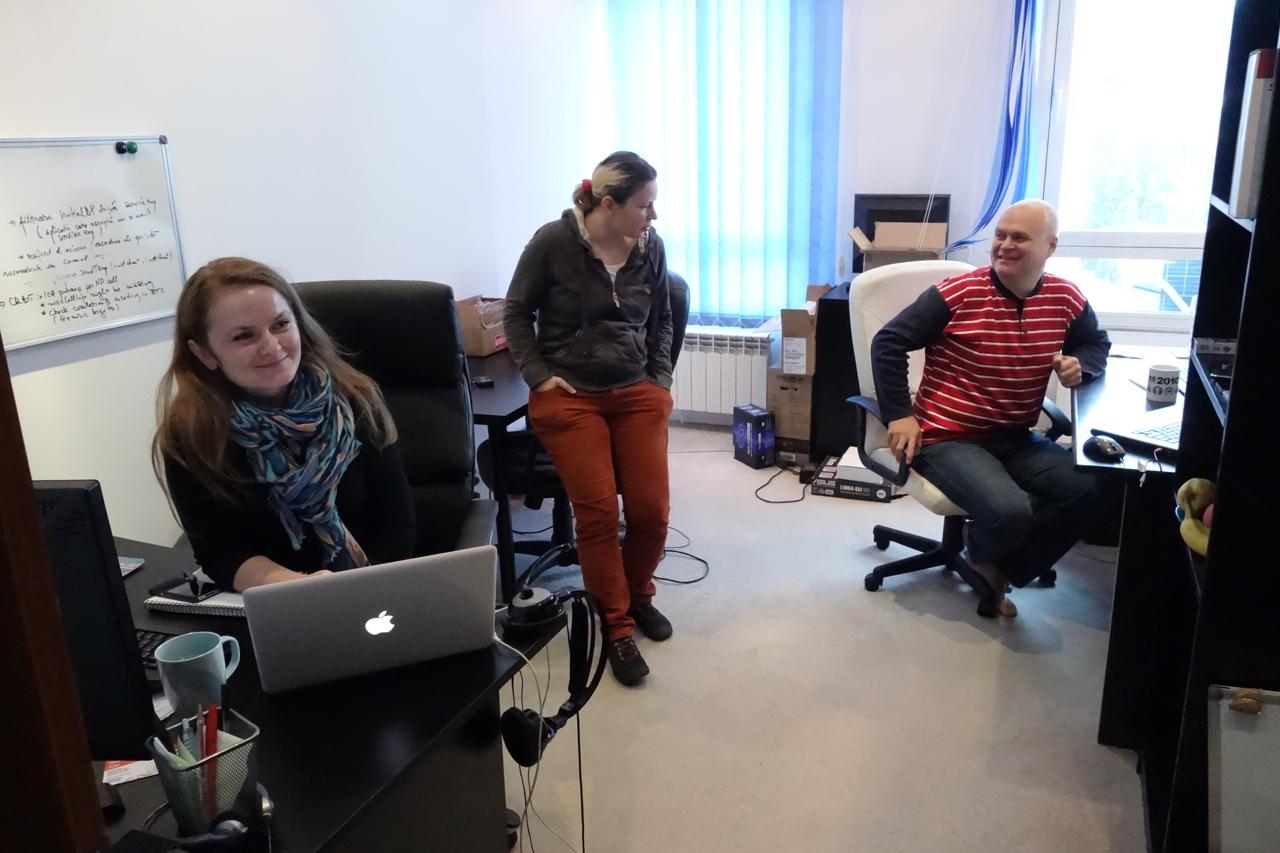 Офис компании Null Team