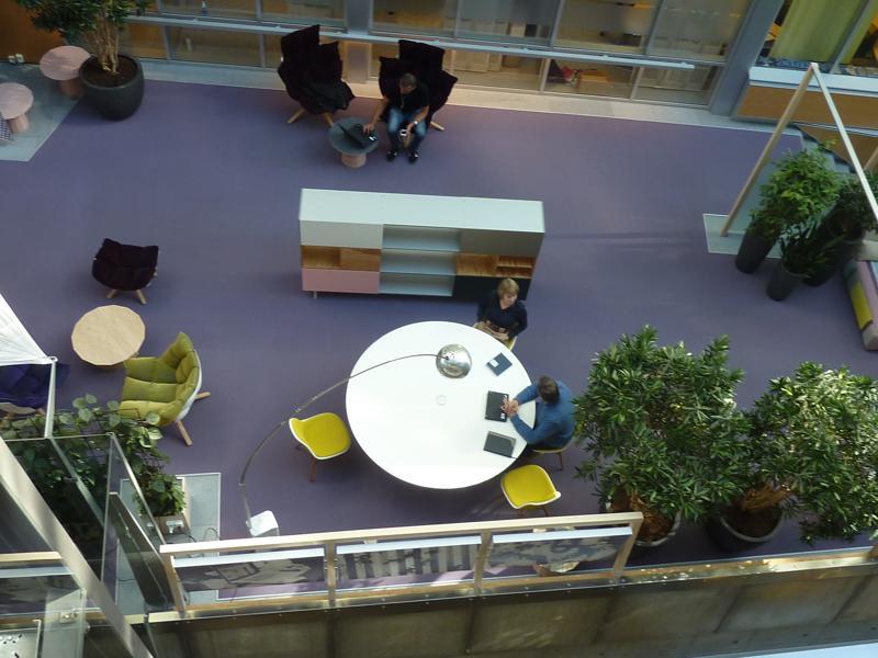 Офис компании Telenor