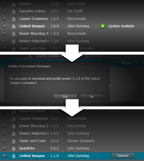 Оптимизация рабочего процесса в Adobe Fireworks с использованием расширений