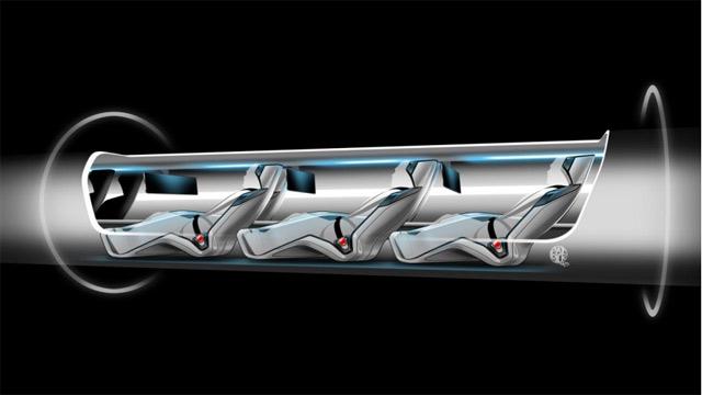 Опубликованы технические спецификации проекта Hyperloop