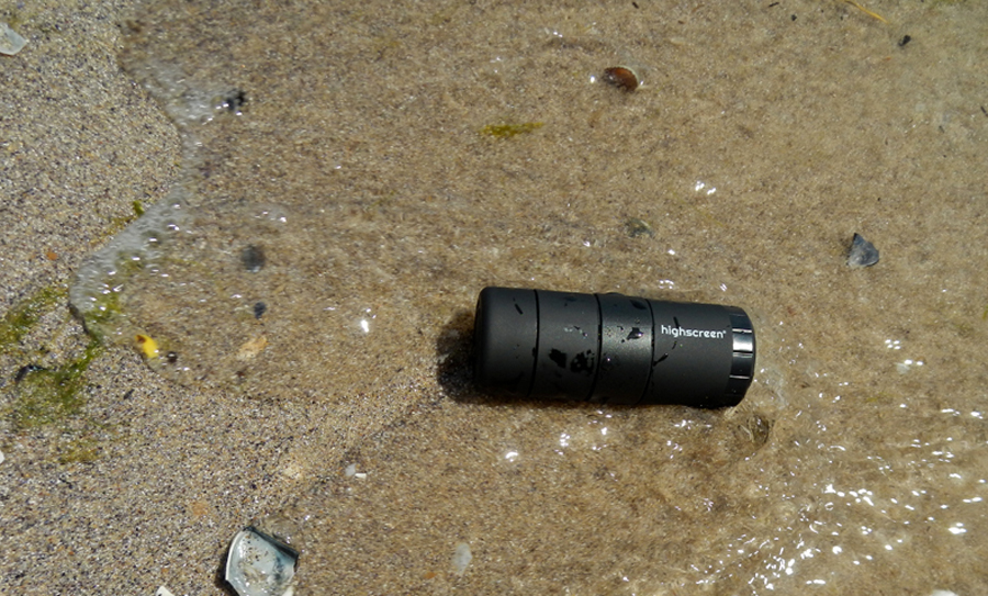 Опыт эксплуатации Highscreen Black Box Outdoor в качестве экстрим камеры