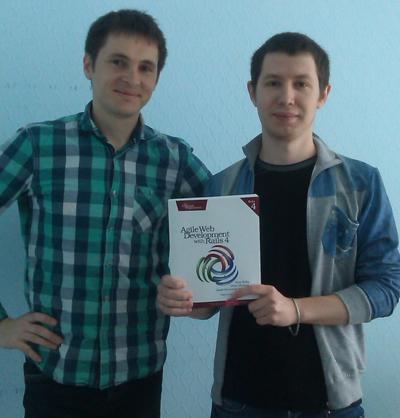 Опыт offline/online курсов Ruby on Rails c обязательными ДЗ