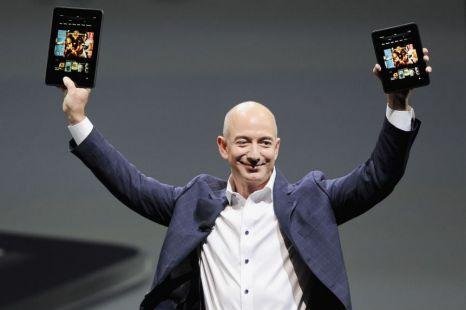Основатель Amazon призывает правительства положить конец «патентным войнам»