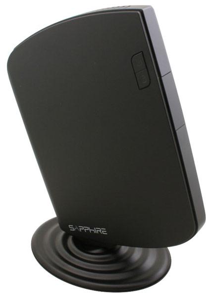 Основой мини-ПК Sapphire EDGE HD4 служит процессор Intel Celeron 847