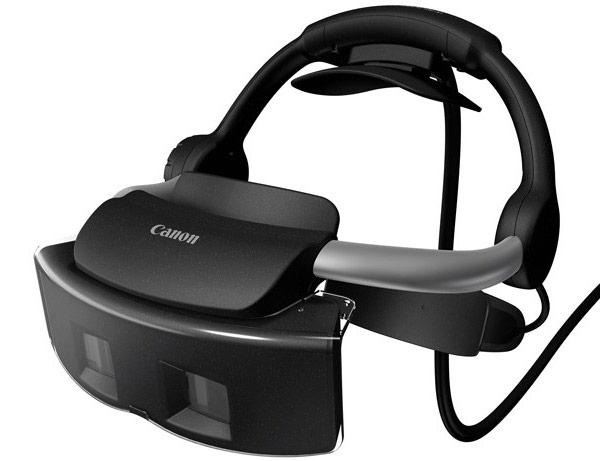 Система Canon MREAL System for Mixed Reality уже доступна для заказов
