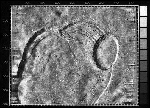 От 200 px до 20 Mpx: пять десятилетий эволюции фотосъемки Марса из космоса (с картинками и цифрами)