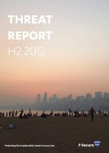 Отчет об угрозах за вторую половину 2012 года: Интернет