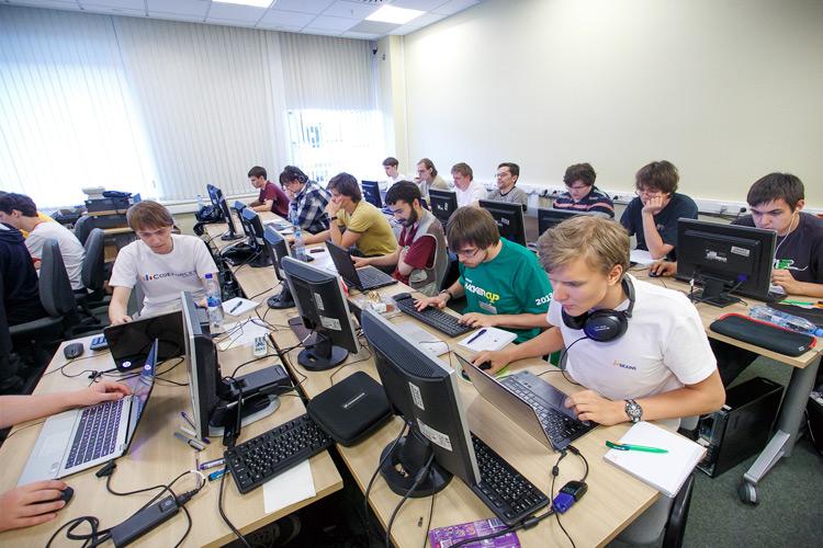 Отчёт со Всероссийского Открытого Чемпионата по программированию