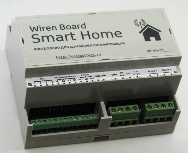 Wiren Board Smart Home
