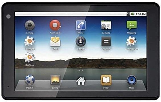 Китайские производители планшетов все чаще используют четырехъядерные процессоры MediaTek