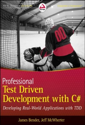 Пара слов о книге «Professional TDD with C#»
