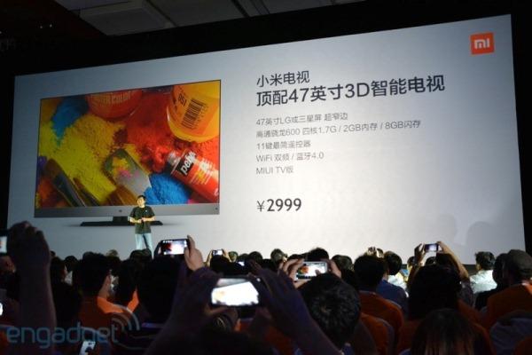 Xiaomi Mi-3 и Mi-TV