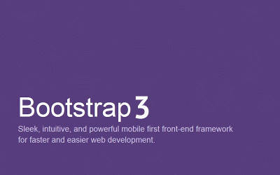 Переход с bootstrap 2 на bootstrap 3
