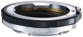 Voigtlander VM-E Close Focus