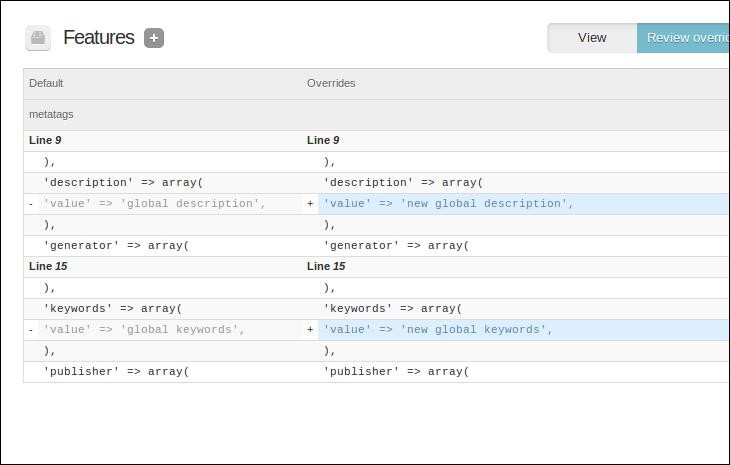 Перенос данных через features — добавляем новый компонент для экспорта