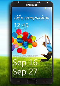 Прием заказов на планшетофоны Samsung Galaxy Note III начнется 16 сентября, а отгрузка — 27 сентября