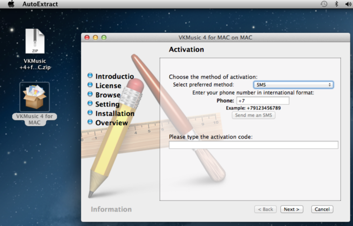 Первый fake installer троян на Mac OS