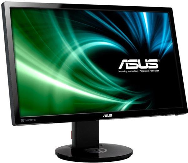 Asus планирует использовать технологию Nvidia G-Sync в своих мониторах