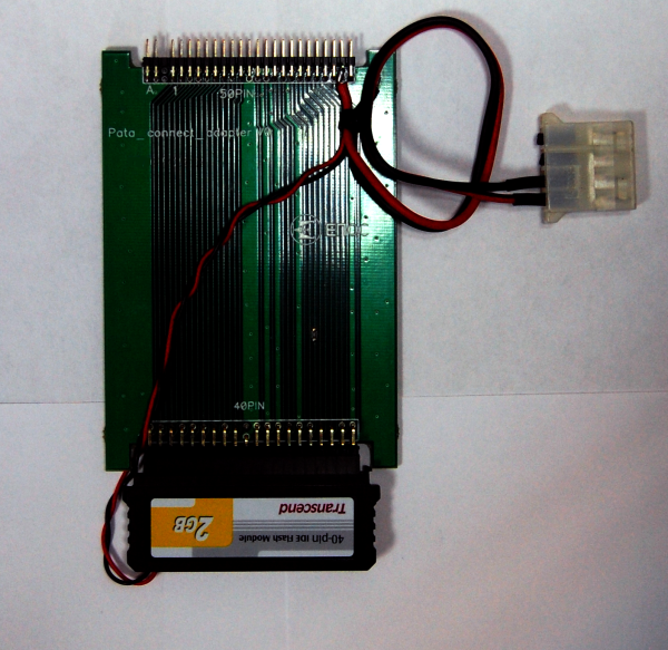 Первый украинский SSD диск или вторая жизнь швейцарского компьютера