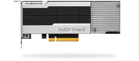 Первый взгляд на Fusion IO ioDrive2