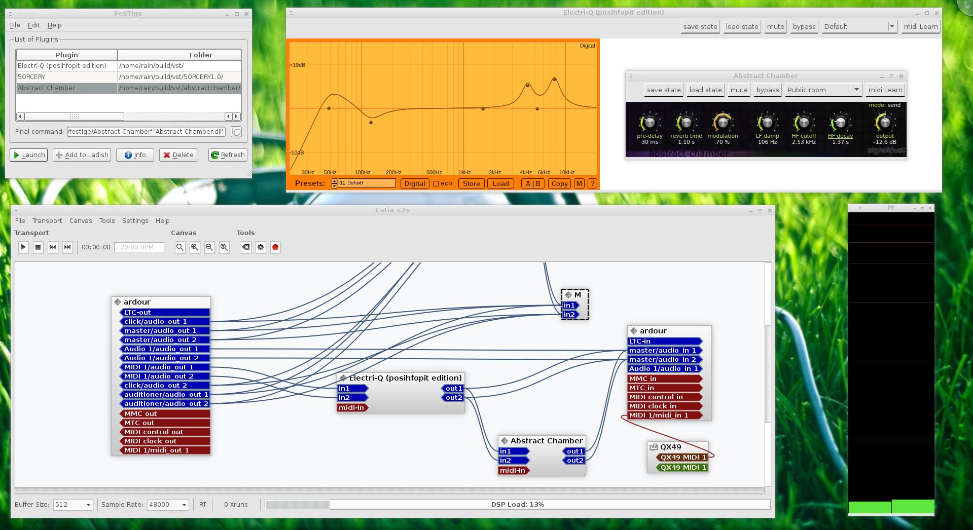 Пишем музыку в Linux. Софт