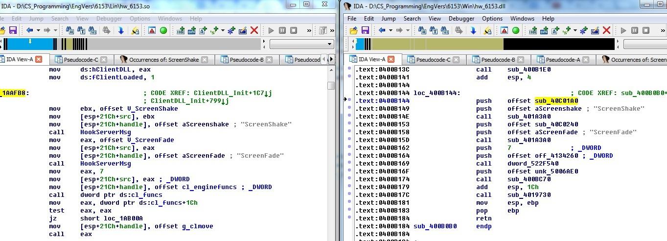 Пишем свой модуль для клиентской части Counter Strike 1.6. Часть 1 я. «Организационные моменты»