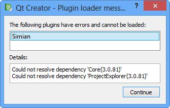 Плагин поиска дублирующегося кода для QtCreator