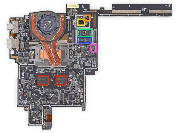 Microsoft Surface Pro 3 iFixit