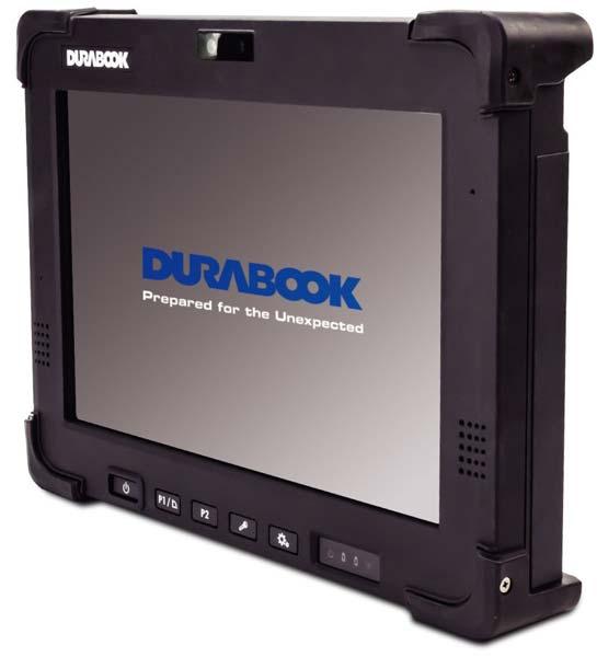 Планшет в усиленном исполнении GammaTech Durabook CA10 соответствует требованиям MIL-STD-810G и IP43