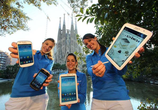 Samsung Galaxy Note 8.0 и его «коллеги»